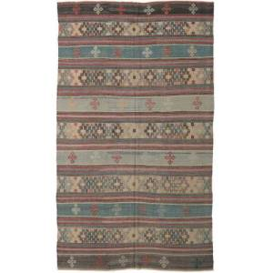 Kelim Tyrkiske  teppe 171x300 Orientalsk Teppe