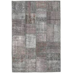Patchwork  teppe 137x201 Moderne Teppe