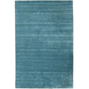 Loribaf Loom Eta - Blå  teppe 190x290 Moderne Teppe