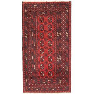 Afghan  teppe 99x186 Orientalsk Teppe