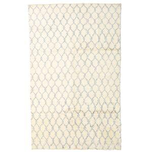 Håndknyttet. Opphav: Afghanistan Håndknyttet Teppe Moroccan Berber - Afganistan 175X283 Beige/Hvit/Creme (Ull, Afghanistan)