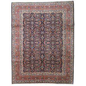 Håndknyttet. Opphav: Persia / Iran Hamadan Teppe 277X360 Ekte Orientalsk Håndknyttet Lys Grå/Mørk Brun Stort (Ull, Persia/Iran)