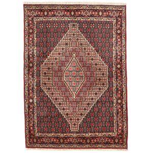 Håndknyttet. Opphav: Persia / Iran Senneh Teppe 123X173 Ekte Orientalsk Håndknyttet (Ull, Persia/Iran)