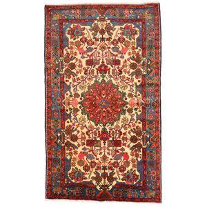 Håndknyttet. Opphav: Persia / Iran Nahavand Old Teppe 154X262 (Ull, Persia/Iran)
