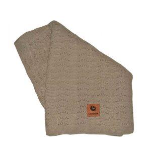 Easygrow, Grandma WAVE Blanket, Sand Melange