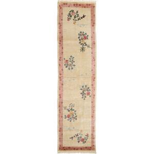 ART Kina art silke 120 Line  matta 78x305 Modern, Avlång Matta