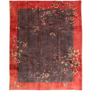 ART Chinese Antik Art Deco 1920  matta 242x290 Orientalisk Matta