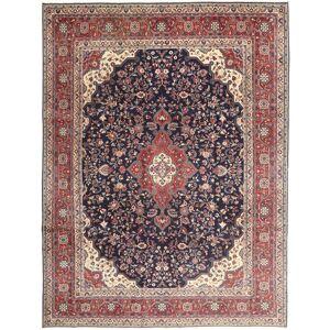 RugVista Orientalisk Matta 268X355 Handknuten Persisk Ull Mörkgrå/Ljusgrå Stor