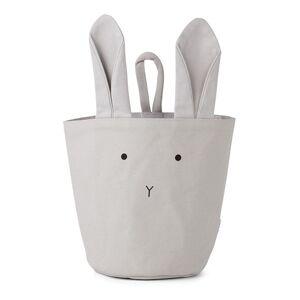 Liewood Ib Stof Kurv - Rabbit Dumbo Grey