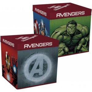 Avengers Assemble Hevn, oppbevaringsboks med lokk