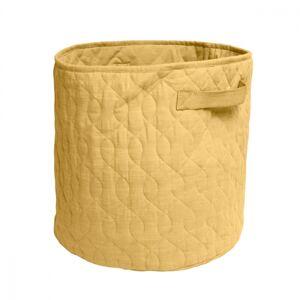 Sebra, Quiltet kurv, Honey mustard