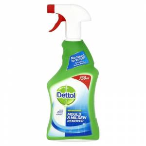 Dettol Anti-Bacterial Mould & Mildew Remover 750 ml Rengöringsmedel
