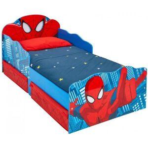 Spiderman Spider-Man Juniorseng U. Madras Spiderman Børnemøbler 663554