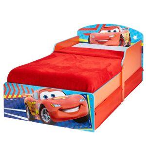 Hello Home Disney Cars Junior Barneseng med oppbevaring