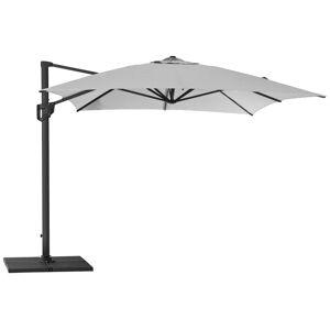 Cane-line Hyde Lux parasol 300x400 lysgrå