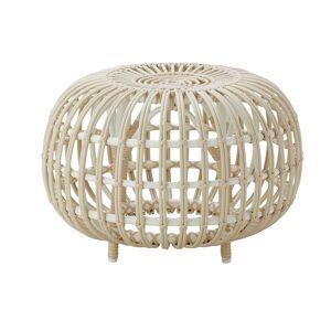 Sika-Design - ICONS Ottoman Ø55 cm - Dove white