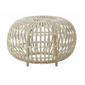 Sika-Design - ICONS Ottoman Ø65 cm - Dove white