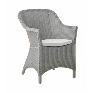 Sika-Design - Charlot Loungestol - Lys grå