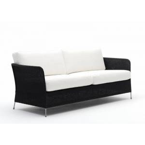 Orion Sika-Design - Orion 3-pers Loungesofa - Svart