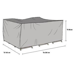 Brafab Möbelskydd Till matgrupper 165 x 200 cm H86 cm
