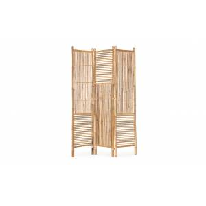 SoffaDirekt FUJI Rumsavdelare Bambu   Utemöbler