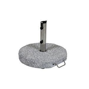Brafab GROSSETO Parasollfot 40 kg Granit