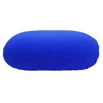 FOM Puff Sofá Azul Bic