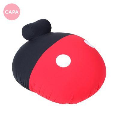 FOM Capa Avulsa Puff Poltrona Disney Mickey Mouse