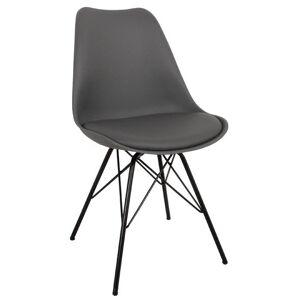 Nimara.dk Comfort - Grå spisebordsstol