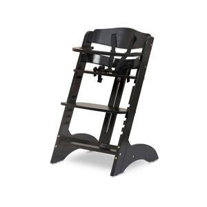 Babytrold - Højstol Til Baby - Sort