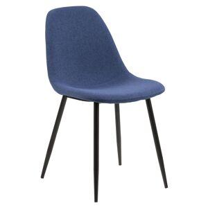 Selma Spisebordstol - Blå