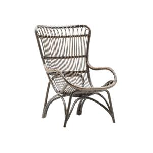 Sika Design Monet korgstol - grå