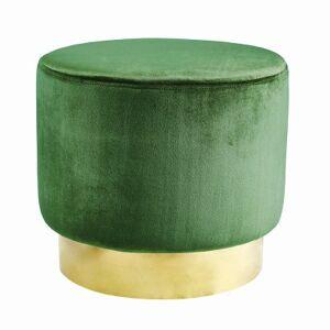 Jakobsdals Sittpuff Roma Jakobsdals, Smaragdgrön