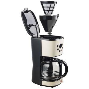 Bestron Kaffebryggare ACM200RE 900 W 1,5 L vintage