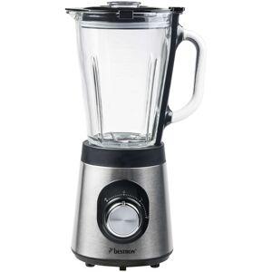 Bestron Mixer med glaskanna ABL500S 1,5 L 500 W silver