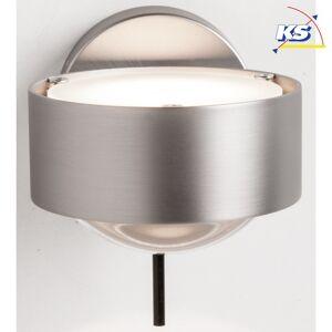 LED Væglampe KS-TL-WAL6, hoved justerbart, 16W 3000K 2x600lm, dæmpbar, uden lins