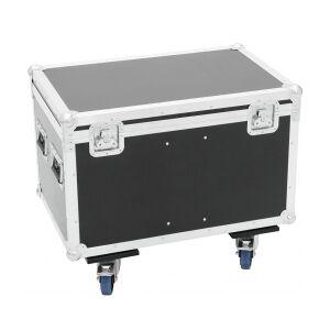 Roadinger Flightcase 4x EYE-7 RGBW Zoom TILBUD NU øje