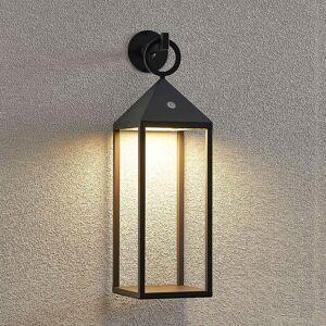 Lucande Aviel udendørs LED-væglampe