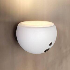 Arcchio Davir LED-væglampe, bærbar, batteri, hvid