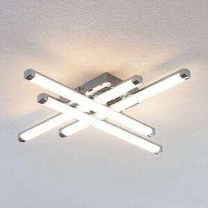 Lindby Moderne fremtonende LED-loftslampe Tilo