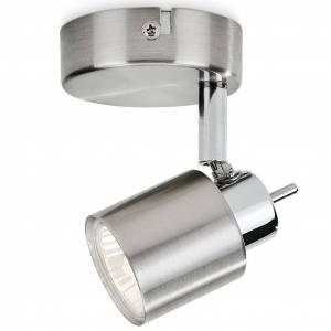 Philips Meranti Spotlampe - 1 X 35w - Sølv