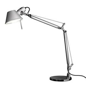 Artemide Tolomeo Mini LED Table Lamp Aluminium