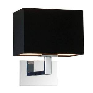 Astro Connaught Wall Light Black