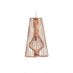 decode Wire Light Pendant Copper