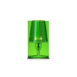 Kartell Take Table Lamp Green