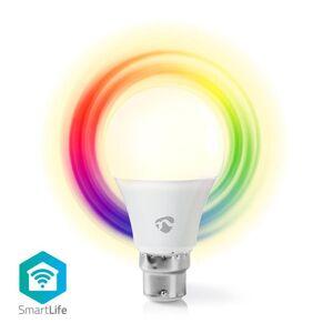 24hshop Älykäs Wi-Fi-Ohjattava LED-Polttimo Värillinen ja Lämmin valkoinen