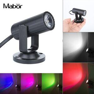 Beam Stage Lamp Beam Lights Mini Moving Head Wedding Supplies Disco Party KTV Laser Projector LED 1W Light Lighting