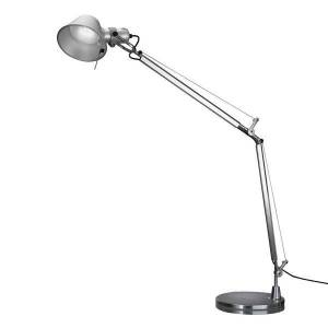 Artemide Tolomeo LED Bordlampe Aluminium