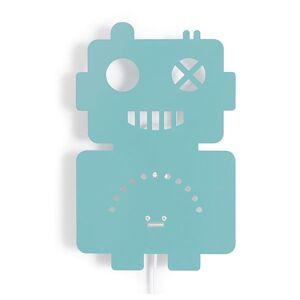 roommate Robot Vegglampe Pastell Blå