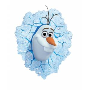 Philips Frozen Olaf - Lampe (320-65215)